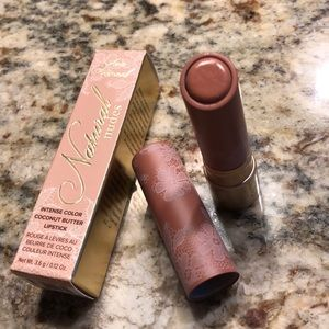 Too Faced Natural Nudes Lipstick in Birthday Suit